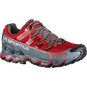 La Sportiva Ultra Raptor GTX Hardloopschoenen Dames, grijs/rood